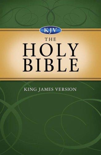 Holy Bible, King James Version (King James: Publishing, Barbour