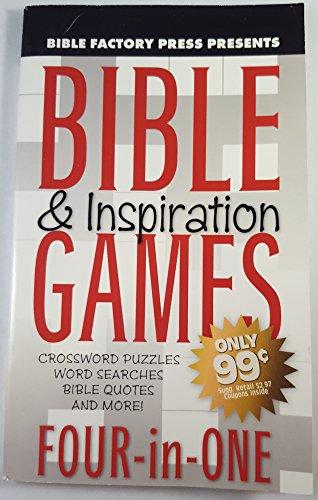 9781586603113: Bible & Inspiration Games