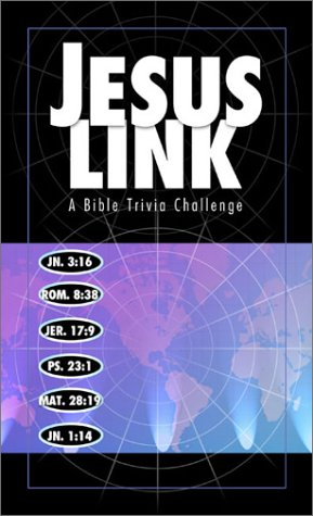 Jesus Link: A Bible Trivia Challenge (158660497X) by Barbour Bargain Books; Ellen Caughey