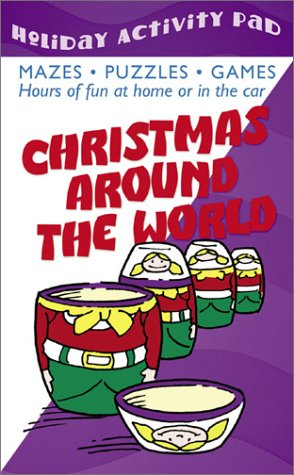 Christmas Around the World: Holiday Activity Pad: Ken Save