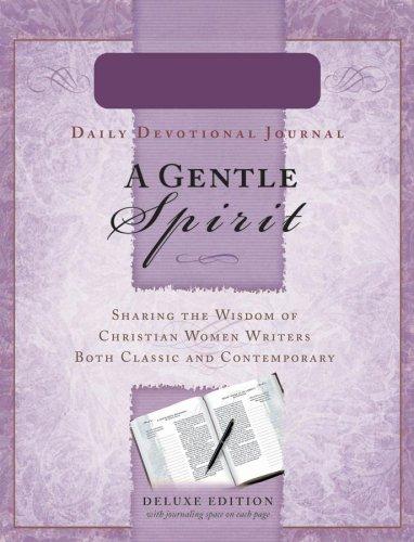 9781586605650: A Gentle Spirit Journal