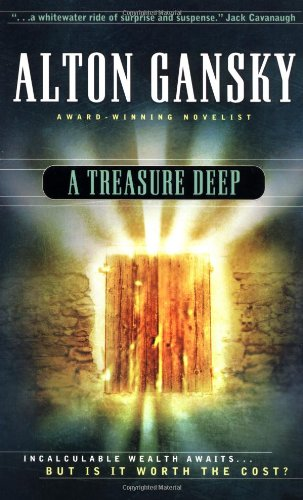 9781586606732: A Treasure Deep (Perry Sachs Mystery Series #1)