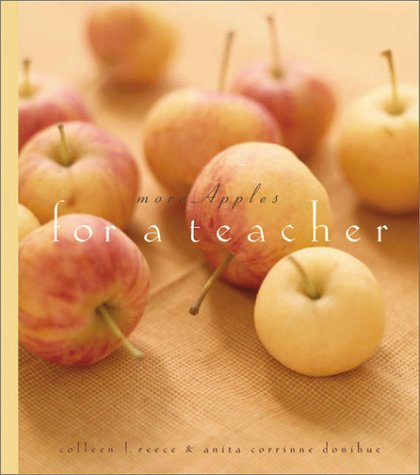 9781586606992: More Apples for a Teacher