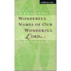 9781586607371: Wonderful Names of Our Wonderful Lord