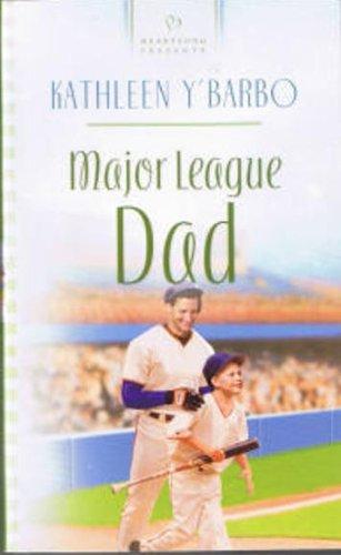 9781586607432: Major League Dad (Heartsong Presents #529)