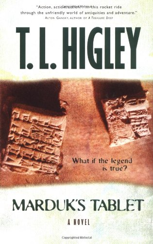 9781586607685: Marduk's Tablet: What If the Legend Is True?