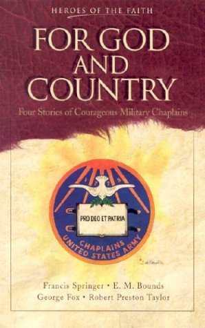 For God and Country: Four Stories of: Riddle, John