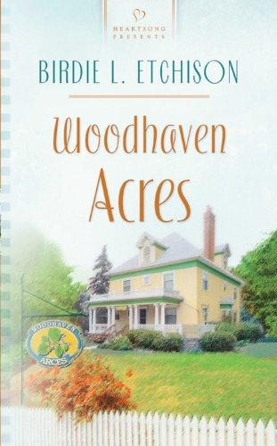 9781586608613: Woodhaven Acres (Heartsong Presents #550)