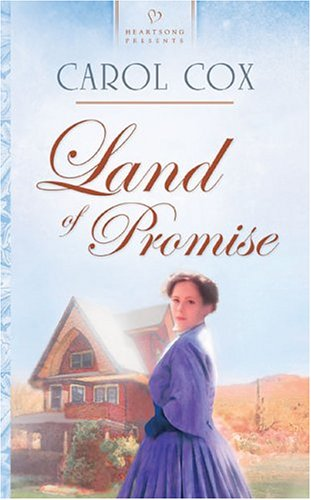 9781586609986: Land of Promise: Arizona Series #1 (Heartsong Presents #580)