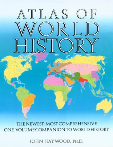 9781586630997: Atlas of World History