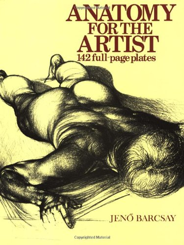 9781586631741: Anatomy for the Artist