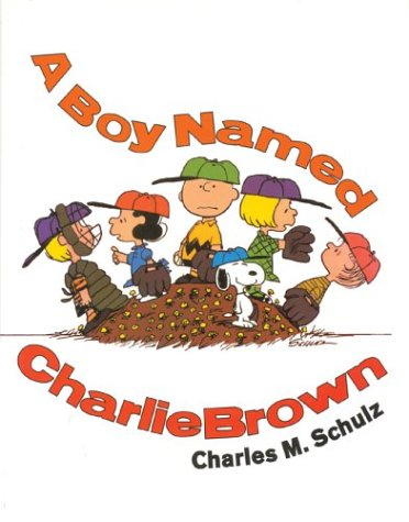 9781586631888: A Boy Named Charlie Brown
