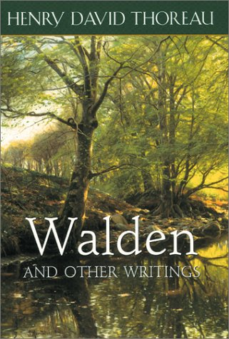 9781586632113: Walden and Other Writings
