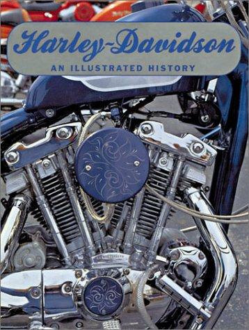 9781586632243: Harley-Davidson: An Illustrated History