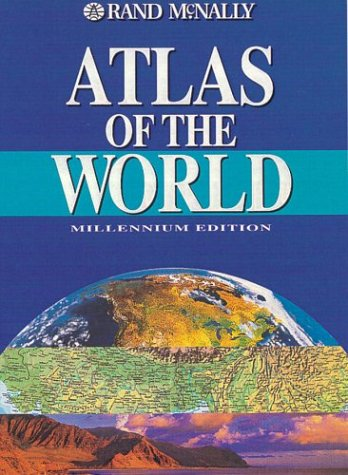 9781586632427: Rand McNally Atlas of the World