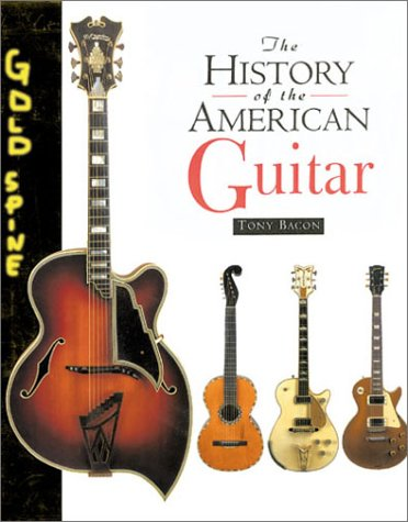 9781586632977: History of the American Guitar