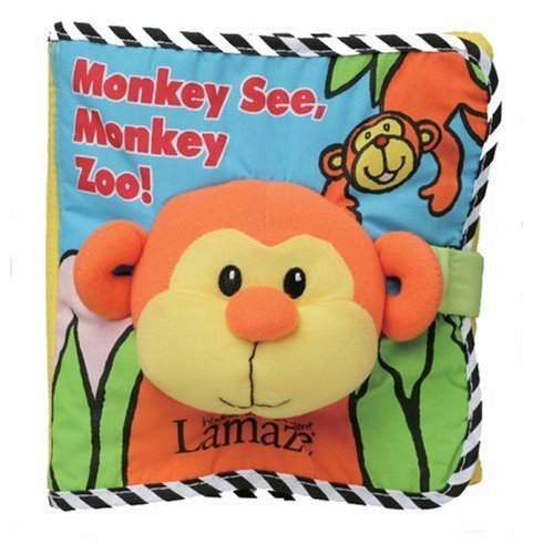 9781586633257: Monkey See, Monkey Zoo (Lamaze Infant Development System : Newborn and Up)
