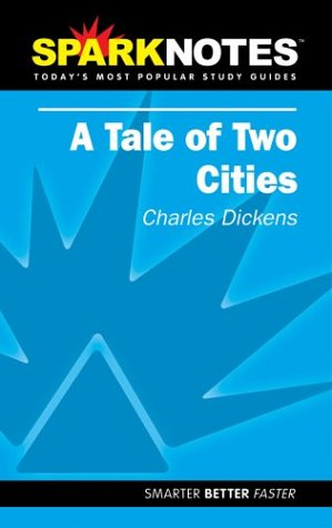 9781586633523: A Tale of Two Cities (Spark Notes)