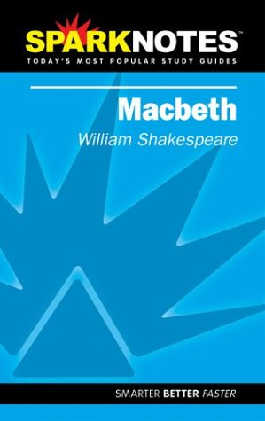 9781586633530: Macbeth (Sparknotes Literature Guides)