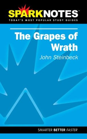 The Grapes of Wrath (Sparknotes): John STEINBECK