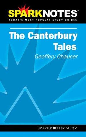 Beispielbild für Spark Notes The Canterbury Tales zum Verkauf von Your Online Bookstore