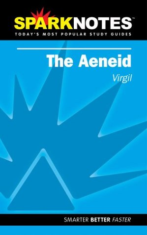 9781586633769: The Aeneid (SparkNotes Literature Guide) (SparkNotes Literature Guide Series)