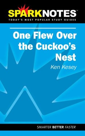 one flew over the cuckoo nest by ken kesey first edition abebooks spark notes one flew over the cuckoo s kesey ken sparknotes
