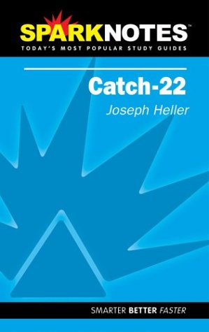 9781586633813: Sparknotes: Catch-22 (Joseph Heller)