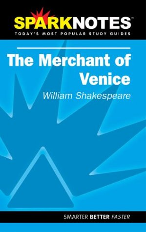 9781586633905: The Merchant of Venice (Sparknotes Literature Guides)