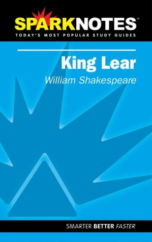 9781586634063: King Lear (SparkNotes Literature Guide) (SparkNotes Literature Guide Series)