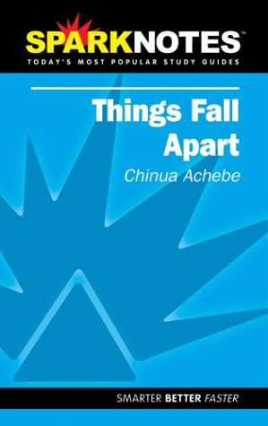 9781586634070: Things Fall Apart (SparkNotes Literature Guide) (SparkNotes Literature Guide Series)