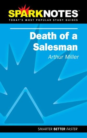 9781586634094: Spark Notes Death of a Salesman
