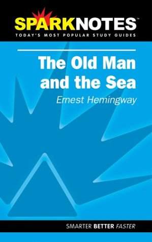 9781586634162: Sparknotes the Old Man and the Sea