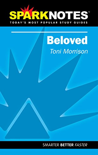 9781586634186: Spark Notes: Beloved (Sparknotes Literature Guides)