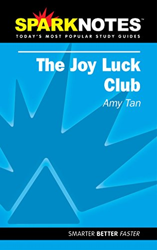 9781586634193: Spark Notes the Joy Luck Club (Sparknotes Literature Guides)
