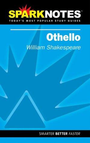 9781586634216: Othello (SparkNotes Literature Guide) (SparkNotes Literature Guide Series)
