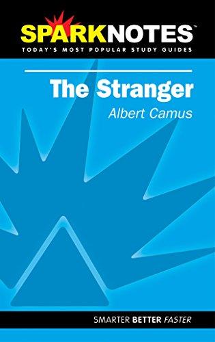 Spark Notes The Stranger: SparkNotes Editors,Camus, Albert
