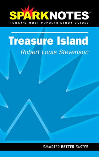 9781586634568: Spark Notes Treasure Island