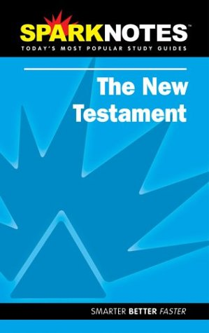 9781586634803: New Testament (SparkNotes Literature Guide) (SparkNotes Literature Guide Series)