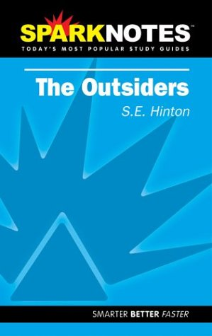 The Outsiders (SparkNotes Literature Guide) (SparkNotes Literature Guide Series): SparkNotes; ...