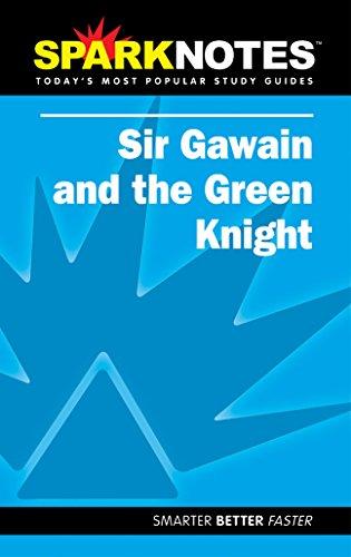 9781586634896: Spark Notes Sir Gawain and the Green Knight