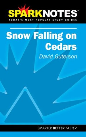 9781586634902: Snow Falling on Cedars (SparkNotes Literature Guide) (SparkNotes Literature Guide Series)