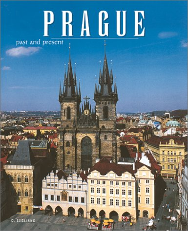 9781586634964: Prague: Past and Present