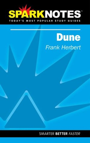 9781586635107: Spark Notes Dune