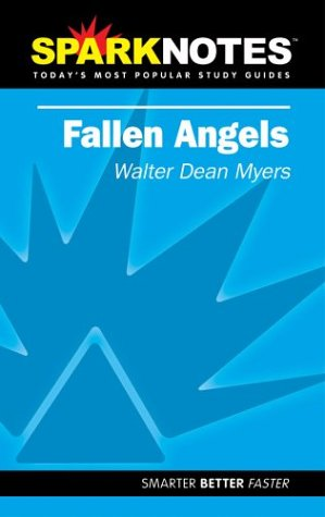 9781586635121: Fallen Angels (SparkNotes Literature Guide) (SparkNotes Literature Guide Series)