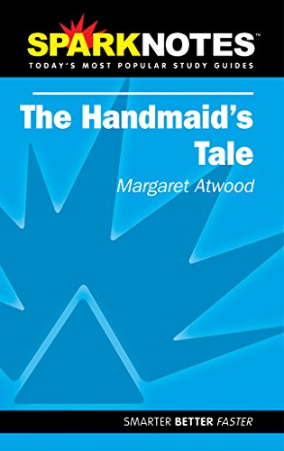 Spark Notes The Handmaid's Tale (Margaret Atwood) by