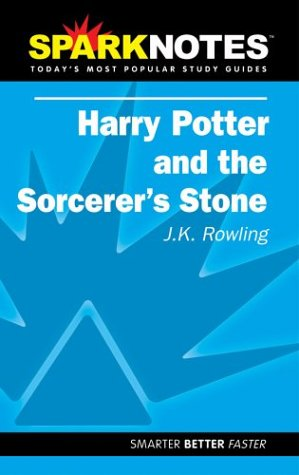 9781586635183: Sparknotes Harry Potter and the Sorcerers Stone (Sparknotes Literature Guides)