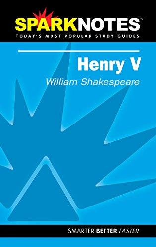 9781586635206: Spark Notes Henry V