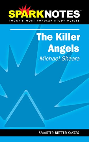 9781586635244: Spark Notes The Killer Angels