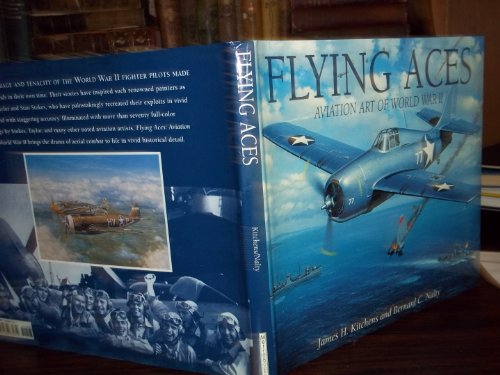 9781586635619: Flying aces: Aviation art of World War II